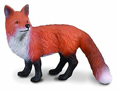 Breyer CollectA 88001 Red Fox,  realistic well made miniatures <><