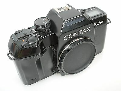 CONTAX 167MT body voll funktionsfähiger Zustand fully working