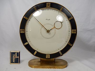 ART DECO KIENZLE Uhr / clock HEINRICH MÖLLER BAUHAUS DESIGN working condition