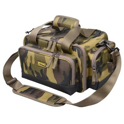 Spro Camouflage Tackle Bag 3