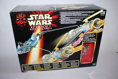 Hasbro No.84097 Star Wars EPISODE I  ANAKIN SKYWALK PODRACER OVP Unbespielt