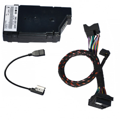 Multimediabuchse Media IN USB original VW 5N0035342F Radio Navi für Touareg 7L