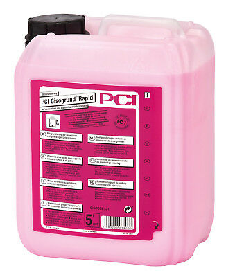 PCI Gisogrund Rapid 5 L Flash primer for Tile adhesive and Putty