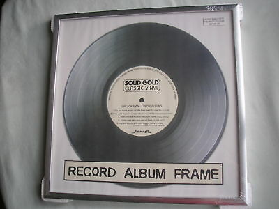 ALBUM COVER FRAME silver new sealed to fit vinyl LP cover
