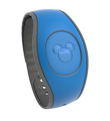 Blue MagicBand 2 Magic Band Disney Parks *Link It Later*