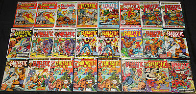 Bronze-Copper Age MARVEL TITLES 299pc Mid-High Grade Comic Lot Dealer Overstock
