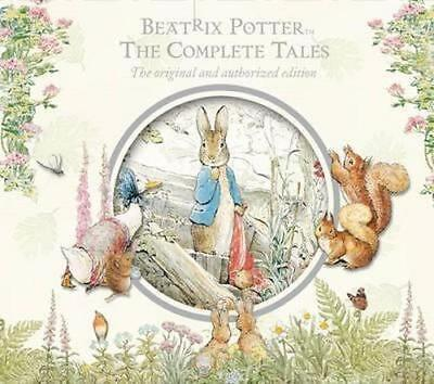 NEW Beatrix Potter The Complete Tales By Beatrix Potter Audio CD Free Shipping
