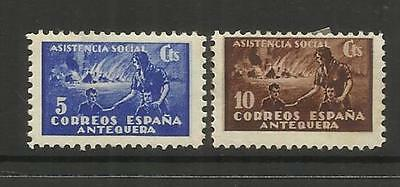 ESPANA SPAIN REPUBLIC ~ ANTI-WAR CHARITY LABELS (c. 1937)