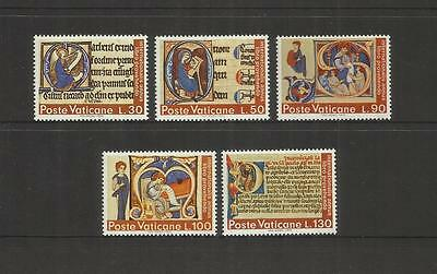 Vatican City ~ 1972 International Book Year (Mint Mnh)