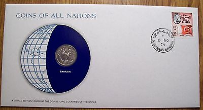 Coins Of All Nations  -   Bahrain