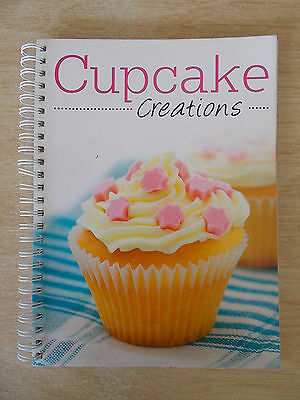 Cupcake Creations~Recipes~Cookbook~Vanilla~Chocolate~Fruit~Novelties & Nuts~P/B