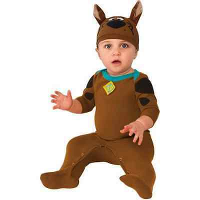 Scooby Doo Infant Costume Size 0-6 months 12-18 months New