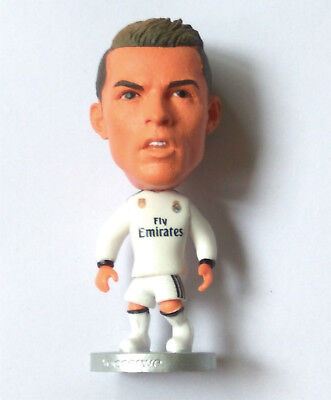 Real Madrid Soccer Football Star 7# Cristiano Ronaldo Toy Figure Doll CR7