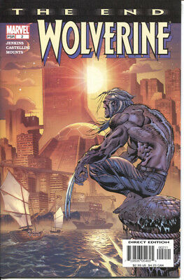 Wolverine The End #2 January 2004 Marvel NM- 9.2