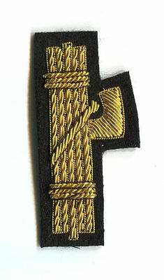 Italian Cap or Breast Badge for Officers of the Black Shirts