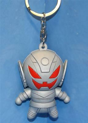 Marvel 3-D Figural Keyring Keychain Series 3 Ultron Rare