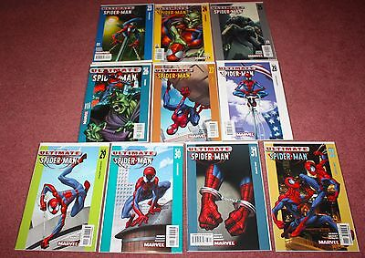 Ultimate Spider-Man Comic Book, Issues 23-32