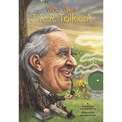Who Was J. R. R. Tolkien? - Library Binding NEW Pamela D. Polla 2015-07-21