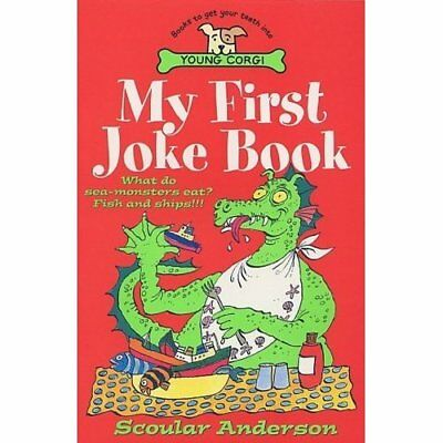 My First Joke Book - Paperback NEW Anderson 1986-09-19