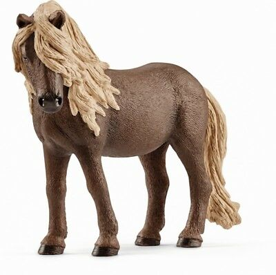 Schleich Icelandic Pony Mare - Chestnut Color-Only available is set 42363 - NIP