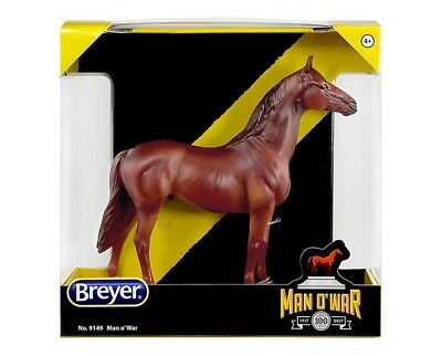 Breyer classic size Man O' War 100th Anniversary beautiful Very Well Done 9149