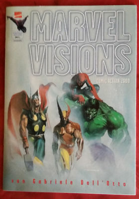 Marvel Visions -Spider-Man / Thor- Gabriele Dell'otto - Comic Action 2000 - Top