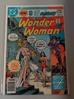 Wonder Woman #271 Dc Comics September 1980