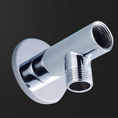 Full-Copper Shower Head Wall Mounted Fixed Seat Top Spray Seat Bathroom