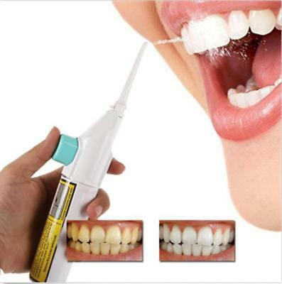 Portable Power Floss Dental Water Jet Cords Tooth Pick Braces No Batteries