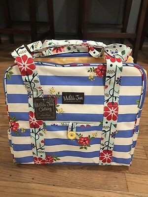 NWT Matilda Jane MJC Cooler Keeping It Cool Insulated Bag Floral