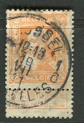 BELGIUM;  1905 early Leopold issue used 1Fr. value