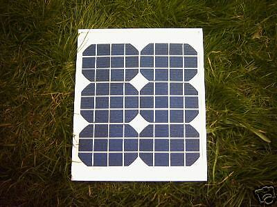 New 10 Watt Solar Panel For Viper Mk3  Baitboat, Free P&p !