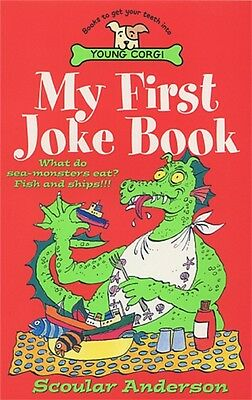 My First Joke Book (Young Corgi) (Paperback), Anderson, Scoular, 9780552542784