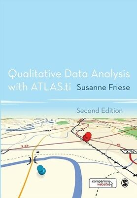 Qualitative Data Analysis with ATLAS.ti (Paperback), Friese, Dr. . 9781446282045