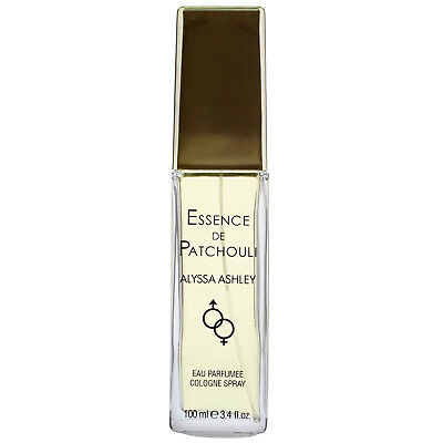 Alyssa Ashley Essence De Patchouli Eau Parfumee Cologne Spray 100ml for all
