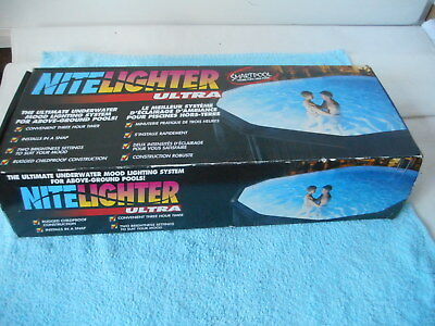 Swimming Pool / Pond / Underwater Mood Light Nib