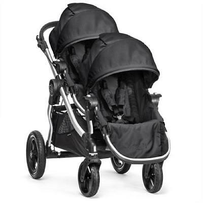 Baby Jogger - City Select Stroller with Second Seat - Onyx