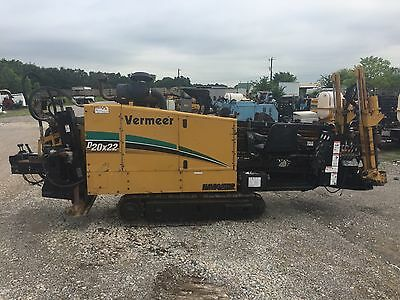 06 Vermeer 20x22  Directional Drill