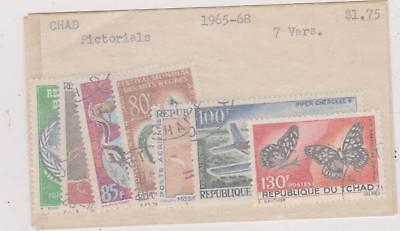 Chad Stamps Lot 28