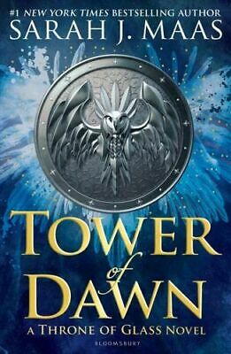 NEW Tower of Dawn By Sarah J. Maas Paperback Free Shipping