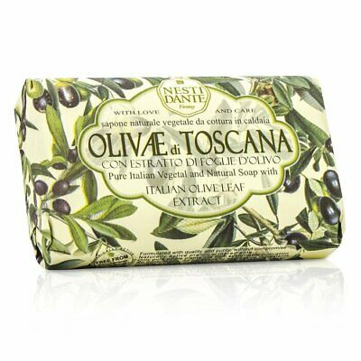 Nesti Dante Natural Soap With Italian Olive Leaf - Olivae Di Toscana 150g Bath