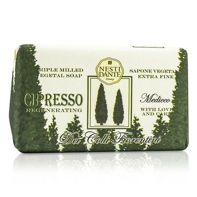 Nesti Dante Dei Colli Fiorentini Triple Milled Vegetal Soap - Cypress Tree 250g