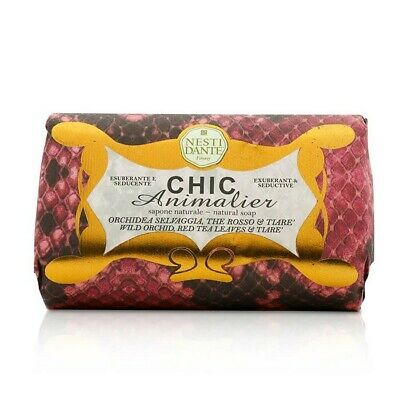 Nesti Dante Chic Animalier Natural - Wild Orchid, Red Tea Leaves & Tiare 250g