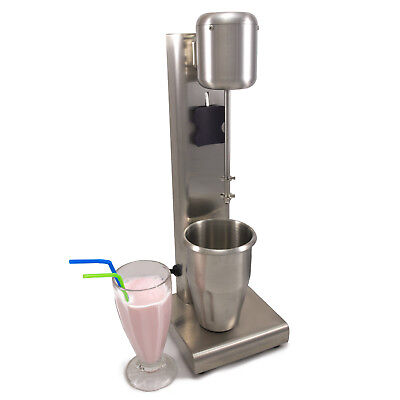 Commercial Single Cup Spindle Mixer - Milkshake Mixing Machine - Cocktail Mixer