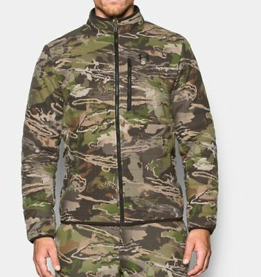 Men's Under Armour Stealth Reaper Extreme Wool Jacket Camo 1299282-943