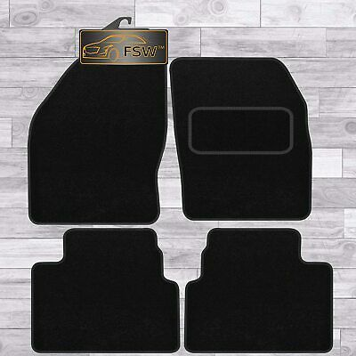 Ford Kuga 2008-2012 Fully Tailored Classic Car Floor Mats Black
