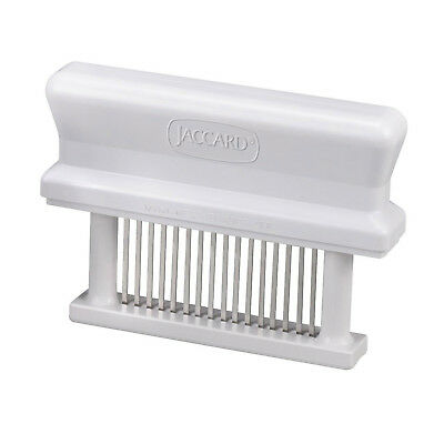 Jaccard Supertendermatic 16 Blade Meat Tenderizer, White
