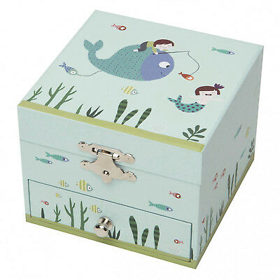 Coffret Musical Cube Ninon Aquatic