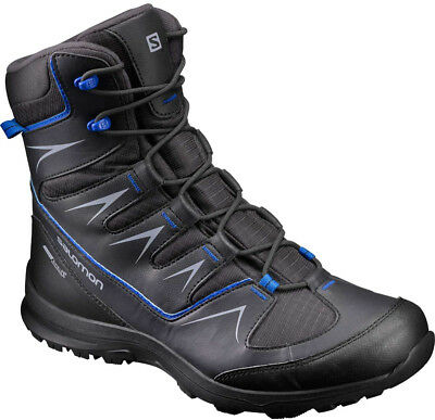 Salomon Tikal II CS WP Mens Walking Boots - Grey