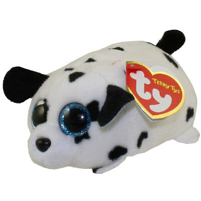 TY Beanie Boos - Teeny Tys Stackable Plush - SPANGLE the Dalamtian (4 inch) MWMT